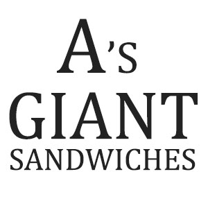 A's Giant Sandwiches